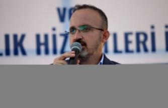 AK Parti'li Turan Tunus'ta yaşanan gelişmeleri değerlendirdi:
