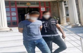 Aydın Didim'de uyuşturucu satıcısı tutuklandı