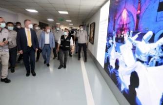 Başkan Büyükakın'dan Hyundai'e tebrik ziyareti