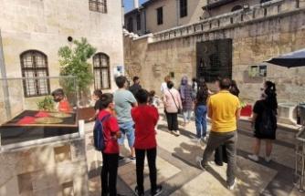 Gaziantep müzeleri 24 bin kişiyi ağırladı
