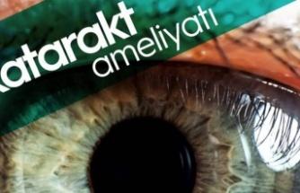 İlerleyen Yaş Gözler de Katarakta Sebep Oluyor !