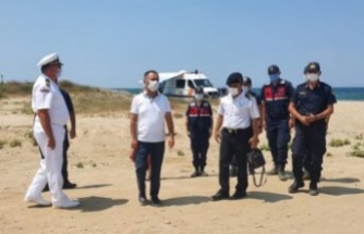 Kandıra'da denize giren 2 kardeş boğuldu