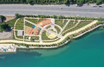 Kocaeli'de Aktif Park kullanıma hazır