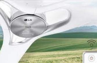 LG CeilingFan ile doğal serinlik