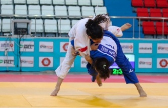 Manisalı 2 judocu Avrupa yolcusu