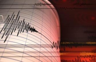 Muğla Datça'da 3,5 büyüklüğünde deprem