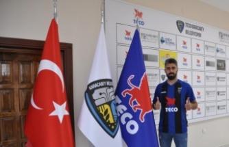 TECO Karacabey Belediyespor, Hakan Arslan'ı transfer etti