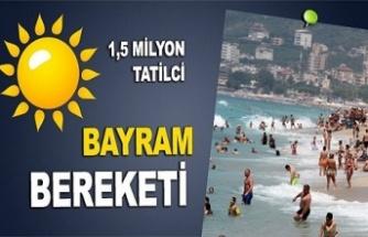 Termal turizmin kentleri Kurban Bayramı'ndaki ilgiden memnun oldu