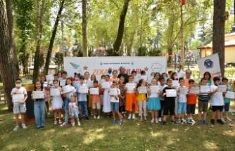 Bursa'da zekâ oyunlarında sertifika heyecanı