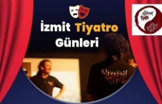 İzmit'te Tiyatro Günleri sürüyor