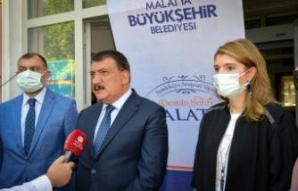 Malatya'da üniversite adaylarına tercih desteği