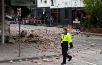 Avustralya'da korkutan deprem!