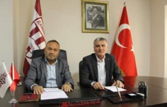 Bandırmaspor Basın Sözcüsü Özel Aydın'dan taraftarlara destek çağrısı: