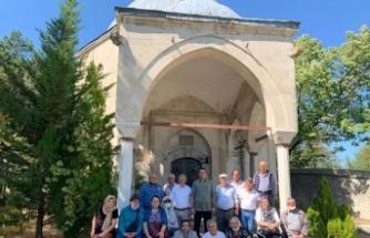 Balkanlardaki tekkelere ziyaret
