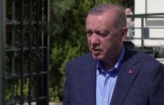 Erdoğan'dan ABD tepkisi