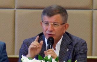 Davutoğlu'ndan 'ittifak' açıklaması