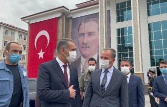 Adıyaman'da 29 Ekim Cumhuriyet Bayramı Kutlandı