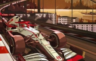 Alfa Romeo'dan F1 İstanbul GP'sine özel poster