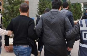 Balıkesir merkezli FETÖ operasyonunda 5 şüpheli tutuklandı