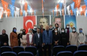 Batman'da AK Parti'den 'daraltılmış' toplantı