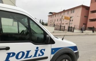 Otomobilin çarptığı 15 yaşındaki öğrenci yaralandı