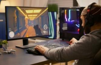 Bilgisayarların yüzde 48'i oyun için kullanılıyor