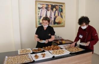 Edirne'de Dr. Sadık Ahmet Mesleki ve Teknik Anadolu Lisesi Uygulama Oteli açıldı