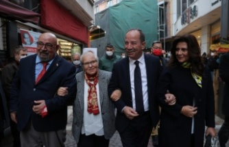 Edirneli yazar Sabriye Cemboluk'un adı kentte bir sokağa verildi