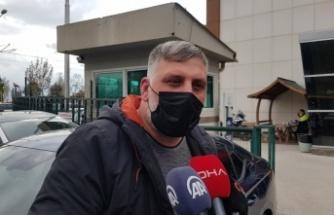 GÜNCELLEME 3 - Kocaeli'de içinde kız arkadaşını öldürdüğü taksiyle emniyete giden zanlı adliyeye gönderildi