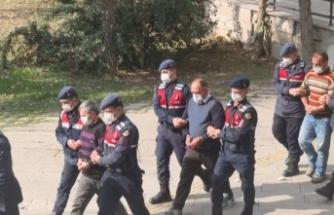 GÜNCELLEME - Bursa'da izinsiz kazı yaptığı iddiasıyla yakalanan 4 zanlı tutuklandı