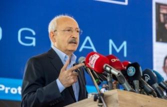 """Kılıçdaroğlu: """"Yok öyle at koşturmak"""""""