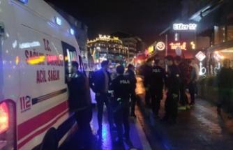 Kocaeli'de çıkan bıçaklı kavgada bir kişi yaralandı