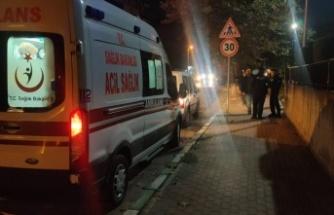 Kocaeli'de, parkta darp edilen zihinsel engelli kişinin dedesi bıçakla yaralandı