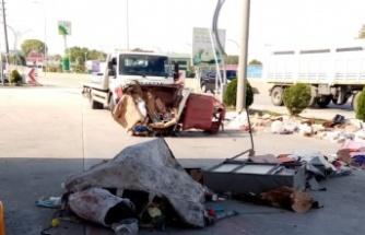 Kocaeli'de taksinin çarptığı yabancı uyruklu hurda toplayıcısı yaşamını yitirdi