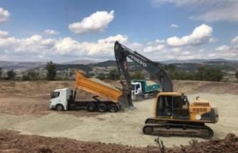 Manisa Tekeler'de HİS Göleti onarıldı