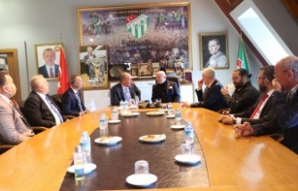 Memleket Partisi Genel Başkanı Muharrem İnce, Bursa'da açıklamalarda bulundu: