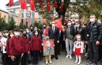 Sakarya, Karabük, Düzce ve Kocaeli'de 29 Ekim Cumhuriyet Bayramı kutlanıyor