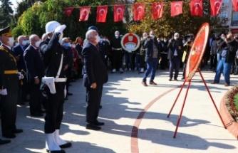 Trakya'da 29 Ekim Cumhuriyet Bayramı kutlanıyor