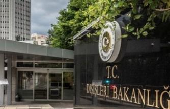 Türkiye'den Afganistan'daki terör saldırılarına kınama