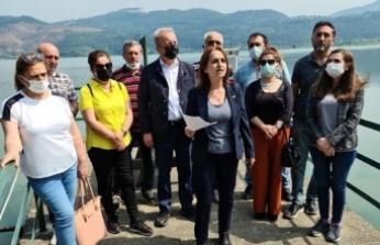 """CHP Bursa Kestel'den DSİ'ye """"Gölbaşı"""" çağrısı"""