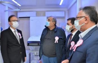 Bilecik'te mobil kanser tarama aracı hizmete girdi