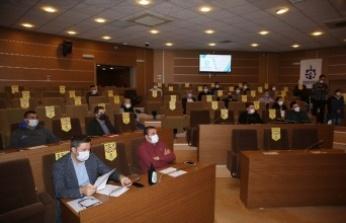 Kocaeli Büyükşehir'e nakille gelen personele oryantasyon eğitimi