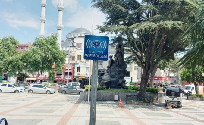 Bursa Büyükşehir'den internete kolay erişim