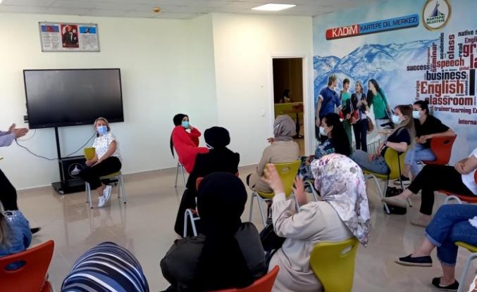 Kartepe Genç Akademi Eğitmenleri Eğitimde