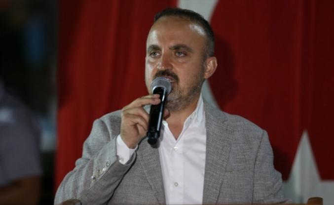 AK Parti'li Turan'dan, bazı medya kuruluşlarına yabancı ülkelerden fon sağlanmasına ilişkin açıklama: