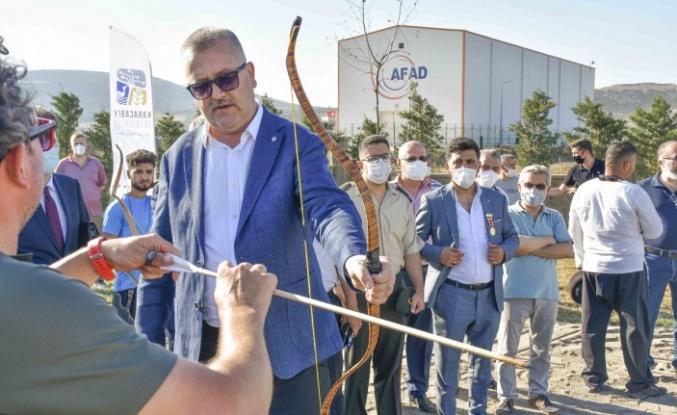 Bursa Karacabey'de 'Ata sporu' okçuluğa yatırım