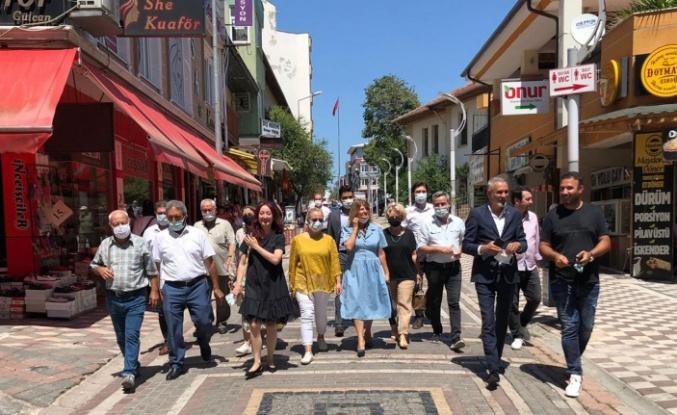 Bursa'da Mudanya siyaseti Karacabey'e ilham verdi