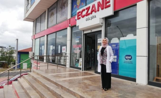 GÜLŞİFA Eczanesi Gebze'de Açılıyor