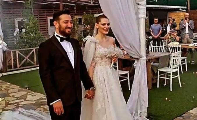 Kardeşlerim'in 'Harika'sı evlendi