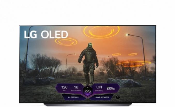 LG Premium TV'lere gelen yeni güncellemeyle oyun deneyimi başka bir boyuta taşınacak